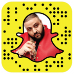 DJ Khaled SnapCode