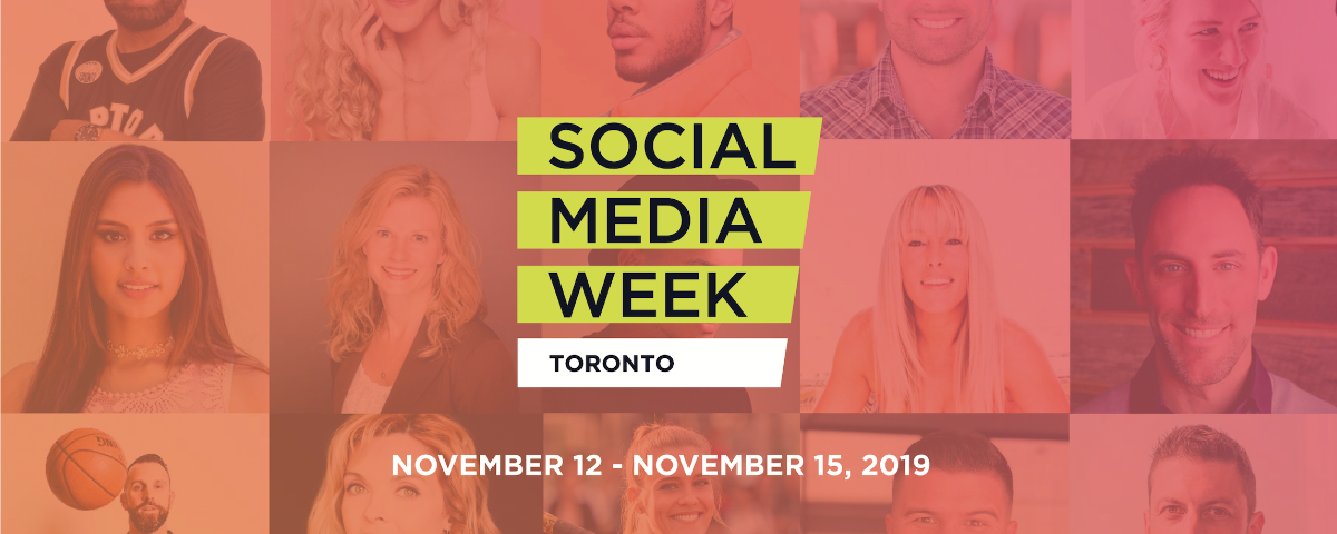 Image of Social Media Week's #SMWTO Programming Highlights
