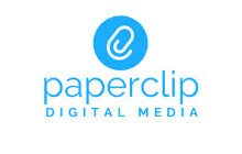 paperclip digital media logo