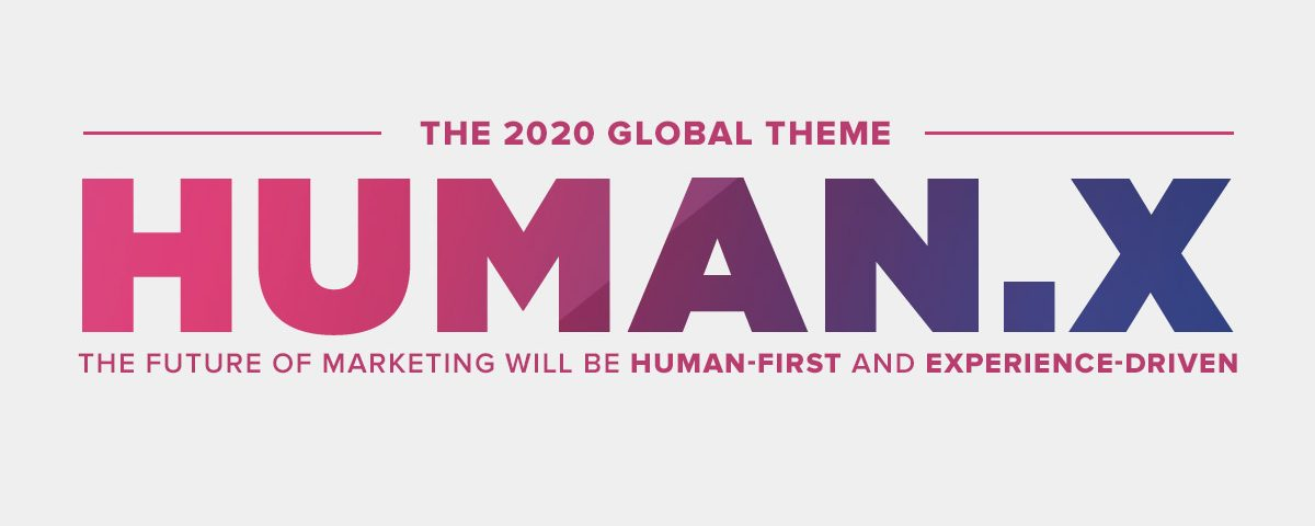 Social Media Week Global Theme Human.X